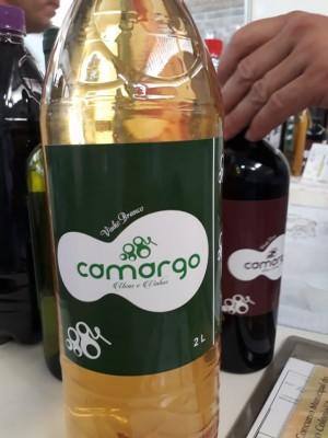 Vinho Branco Seco Niágara