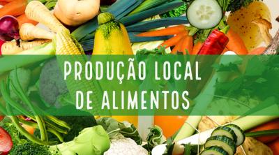 Por que não dar preferência à produção local de alimentos?